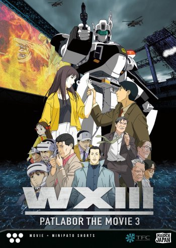 Patlabor Wxiii Anime Planet