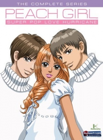 peach girl animeplanet