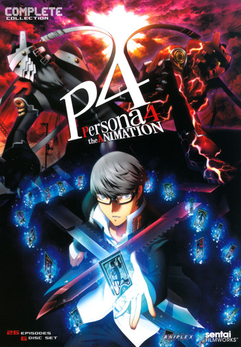 Persona 4 the Animation: The Factor of Hope main image