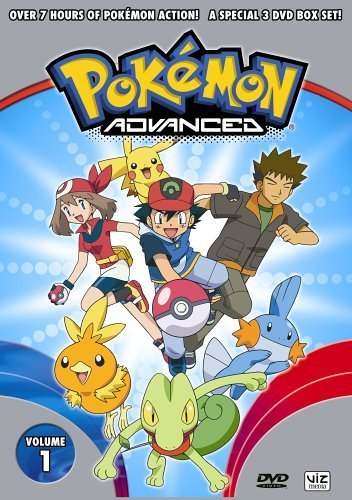 Pokemon Advanced image