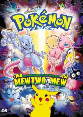 Pokemon Movie 1: The First Movie image