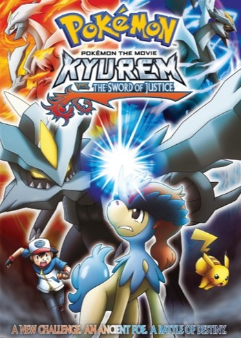 Pokemon Movie 15 Kyurem Vs The Sword Of Justice Anime Planet