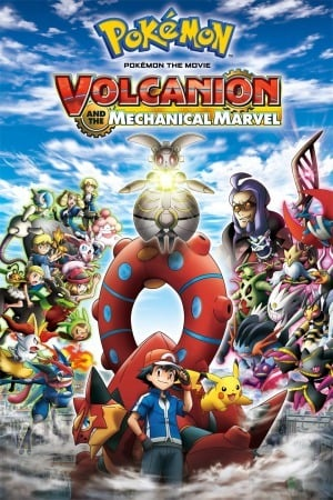 Pokemon Movie 19 Volcanion And The Mechanical Marvel Anime Planet