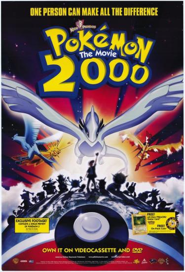 Pokemon Movie 2: The Power of One