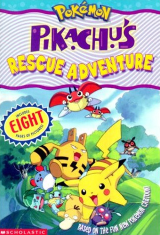Pokemon: Pikachu's Rescue Adventure main image