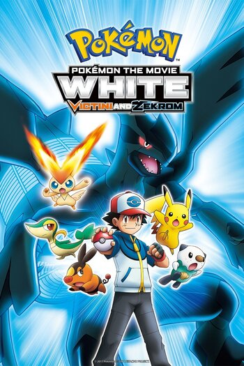 Pokemon Movie 14: White - Victini and Zekrom main image
