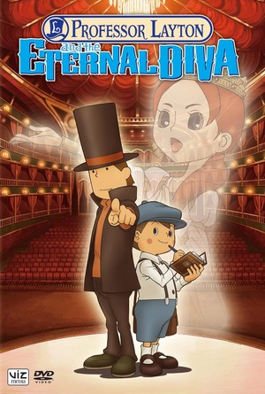 Professor Layton and the Eternal Diva main image