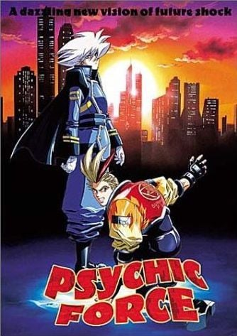 Psychic Force main image