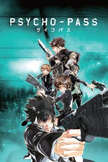 Psycho Pass Anime Planet