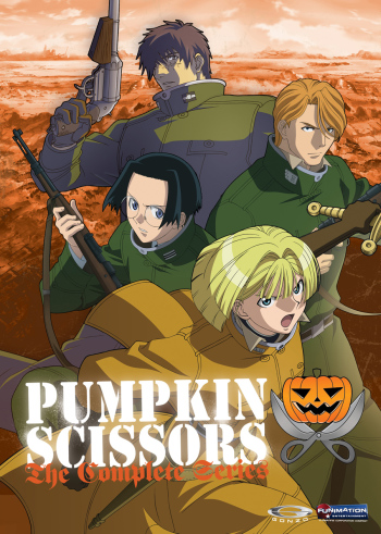 Pumpkin Scissors main image