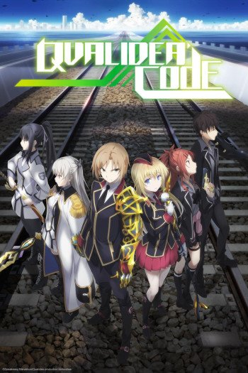 Qualidea Code Anime Cover