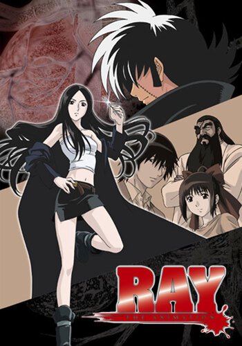 Ray The Animation main image
