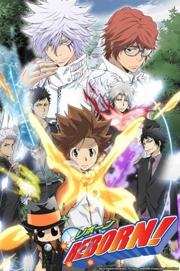 REBORN! anime