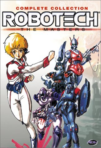 Robotech: The Masters main image