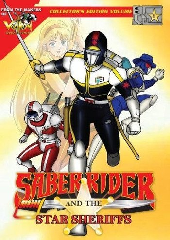 Saber Rider and the Star Sheriffs