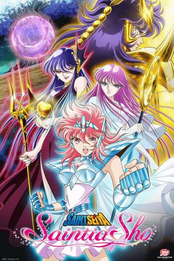 Watch Saint Seiya: Saintia Shou Episode 1 Online - The Fated
