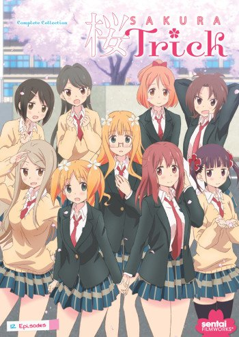 Sakura Trick Anime Cover