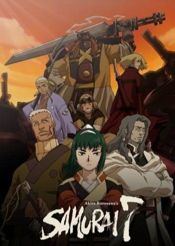 Samurai 7 Anime Characters : Samurai anime planet
