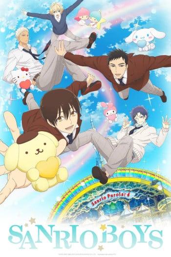 Sanrio Danshi Anime Cover