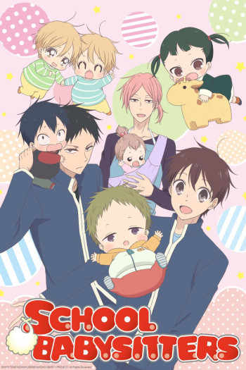 Watch School Babysitters Episode 8 Online Untitled Anime Planet Moments,miira no kaikata episode 3 sora get sick moments,ミイラの飼い方 03,how to keep a mummy cute. watch school babysitters episode 8