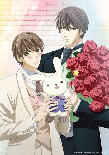 Sekai-ichi Hatsukoi: World's Greatest First Love - Proposal-hen