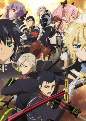 Seraph of the End: Battle in Nagoya