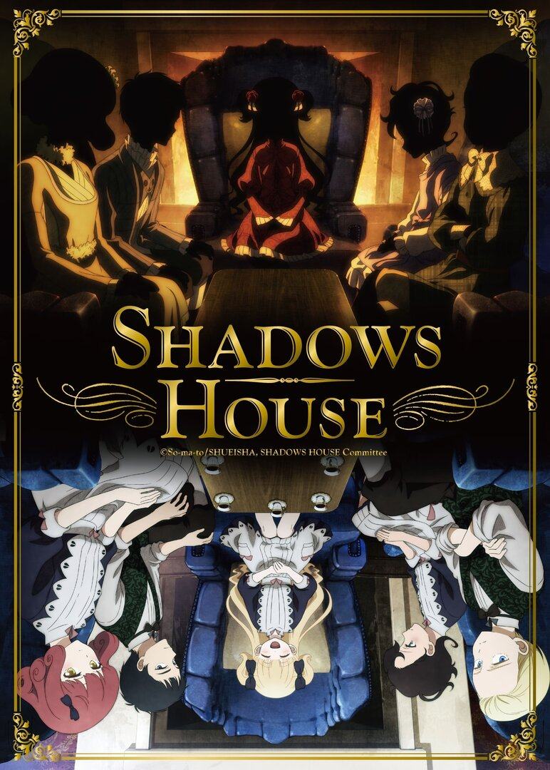Shadows House Anime Cover