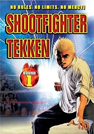 Shootfighter Tekken main image