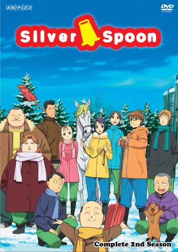 Silver Spoon (2014) main image