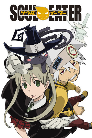 Soul Eater: Late Night Show main image
