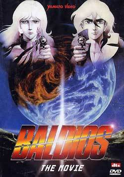 Space Warrior Baldios Movie