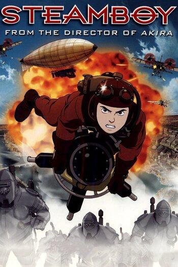Steamboy   Anime-Planet
