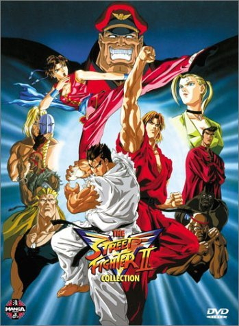 Street Fighter II V main image