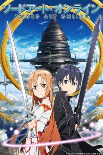 Sword Art Online Go To Anime