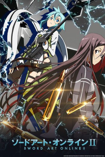 Watch Sword Art Online II Episode 18 Online - Forest House