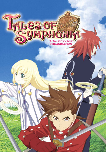 Tales of Symphonia main image