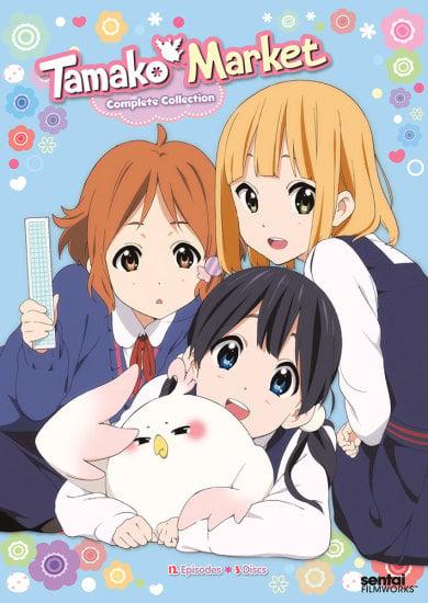 Tamako Market   Anime-Planet