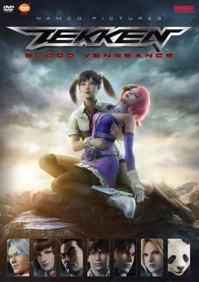 Tekken Blood Vengeance Anime Planet