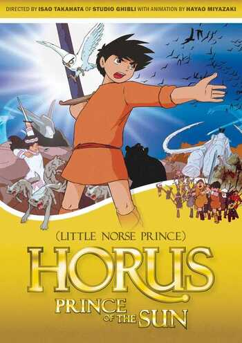 Adventures of Horus: Prince of the Sun image