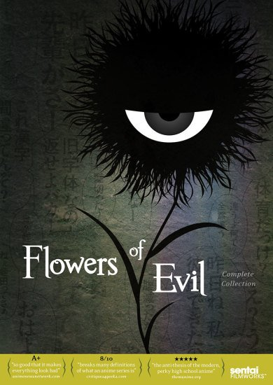 The Flowers of Evil main image