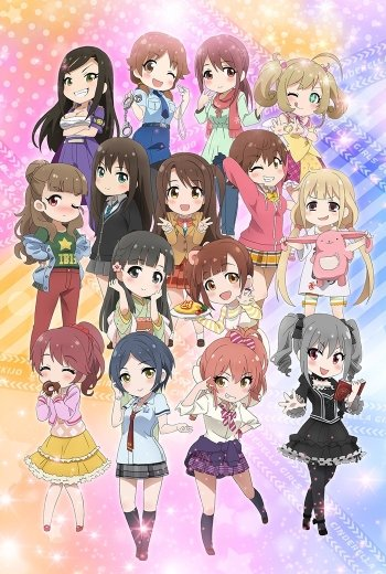 Idol M Ster Anime Characters : Characters appearing in the idolm ster cinderella girls