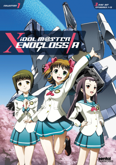 The iDOLM@STER: Xenoglossia