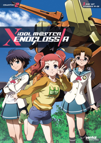 The iDOLM@STER: Xenoglossia Specials