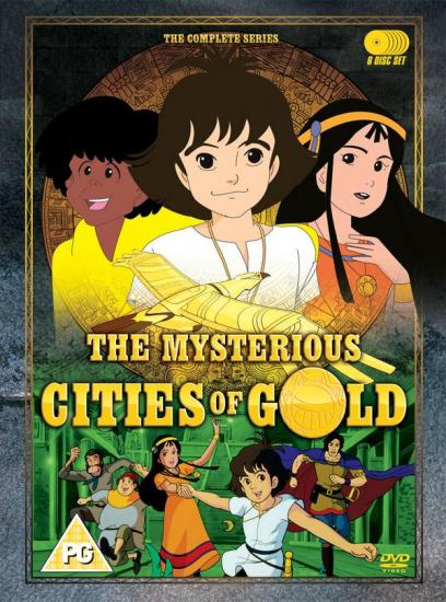 The Mysterious Cities of Gold main image