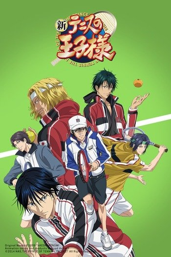 The New Prince of Tennis OVA vs  Genius 10 | Anime-Planet