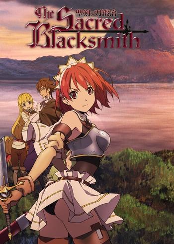 The sacred blacksmith episode 1 english dub