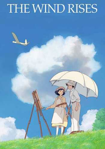 The Wind Rises main image