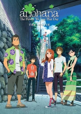 Anohana: The Flower We Saw That Day Movie