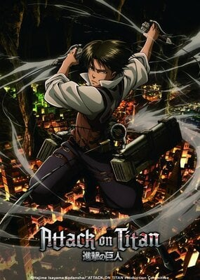 Attack on Titan: No Regrets - Birth of Levi
