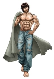 Baki-Dou Manga | Anime-Planet